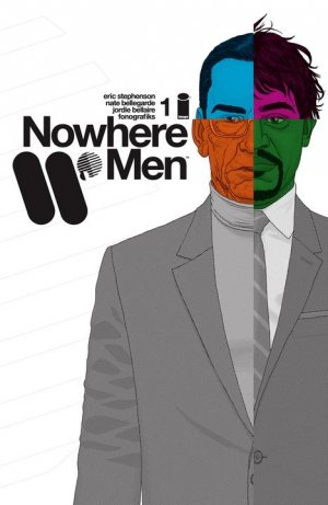 Nowhere Men édition Issues (2012 - 2018)