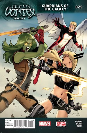 Les Gardiens de la Galaxie # 25 Issues V3 (2012 - 2015)