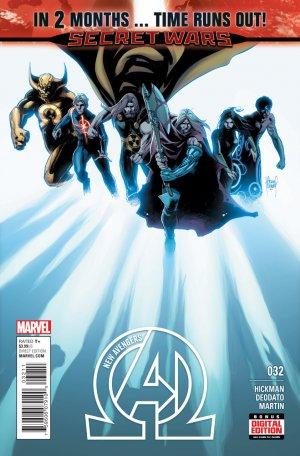 New Avengers # 32 Issues V3 (2012 - 2015)