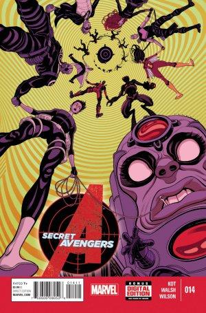 Secret Avengers # 14 Issues V3 (2014 - 2015)
