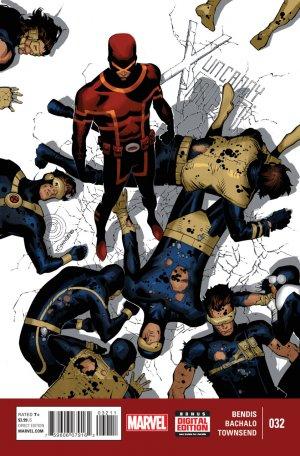 Uncanny X-Men # 32 Issues V3 (2013 - 2015)