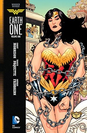 Wonder Woman - Terre Un # 1 TPB hardcover (cartonnée)