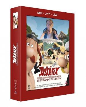 Astérix - Le Domaine des Dieux édition Combo