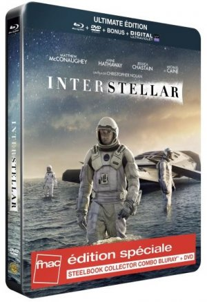 Interstellar édition Edition Spéciale Fnac