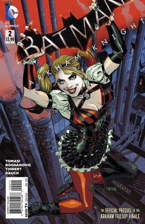 Batman - Arkham Knight # 2 Issues V1 (2015 - 2016)