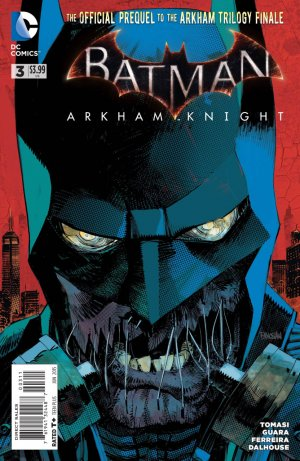 Batman - Arkham Knight # 3 Issues V1 (2015 - 2016)