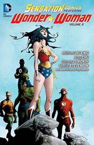 Sensation Comics Featuring Wonder Woman # 2 TPB softcover (souple)