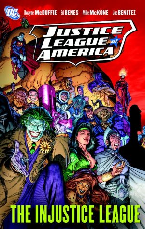 Justice League Of America # 3 TPB hardcover (cartonnée) - Issues V3