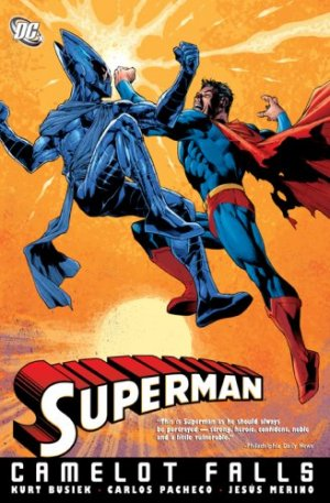 Superman - Camelot falls édition TPB hardcover (cartonnée)