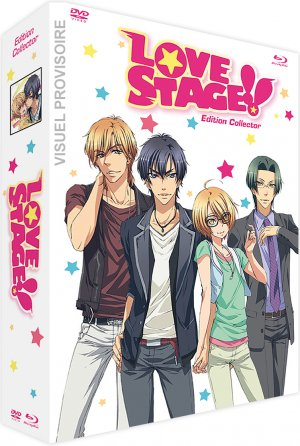 Love Stage!! édition Collector Limitée [Blu-ray - DVD]