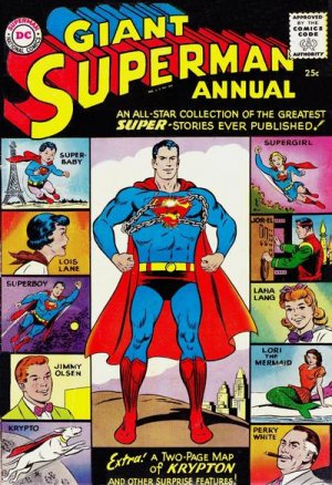 Superman édition Issues V1 - Annuals (1960 - 2009)