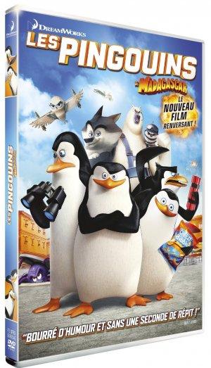 Les Pingouins de Madagascar édition Simple
