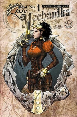 Lady Mechanika # 1 Issues (2010 - 2012)
