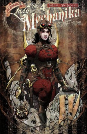 Lady Mechanika édition Issues (2015 - Ongoing)
