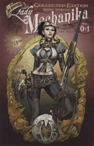 Lady Mechanika édition Issues - Collected Edition (2015)
