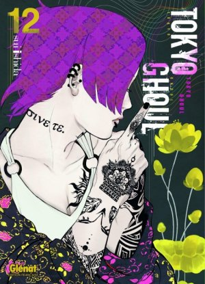 couverture, jaquette Tokyo Ghoul 12  (Glénat Manga) Manga