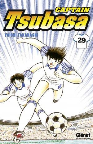 couverture, jaquette Captain Tsubasa 29 Réédition Française (Glénat Manga) Manga
