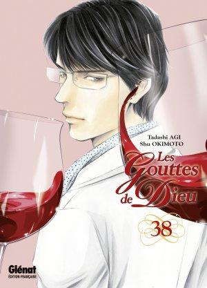couverture, jaquette Les Gouttes de Dieu 38  (Glénat Manga)