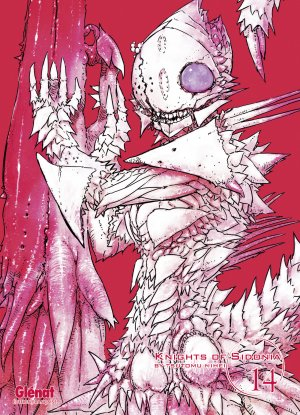 couverture, jaquette Knights of Sidonia 14  (Glénat Manga)