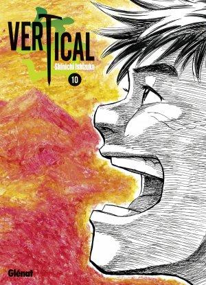 couverture, jaquette Vertical 10  (Glénat Manga)