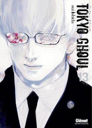 couverture, jaquette Tokyo Ghoul 13  (Glénat Manga) Manga