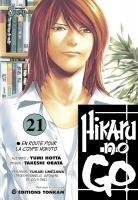 couverture, jaquette Hikaru No Go 21 VOLUME (Tonkam)