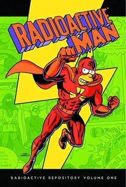Radioactive Man édition TPB hardcover (cartonnée)