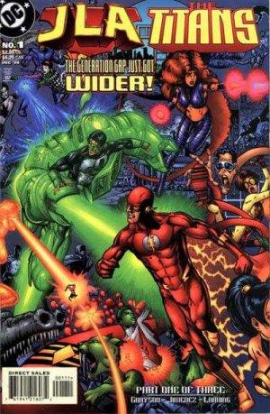 JLA / Titans édition Issues