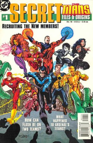 The Titans - Secret Files and Origins édition Issues