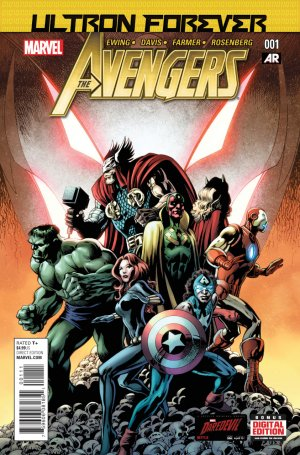Avengers - Ultron Forever édition Issue (2015)