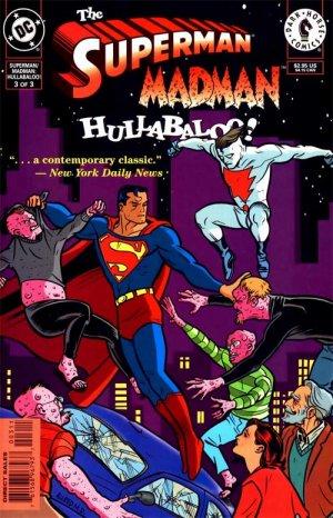 Superman & Madman # 3 Issues