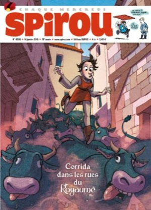 Album Spirou (recueil) # 4005