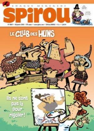 Album Spirou (recueil) # 4007