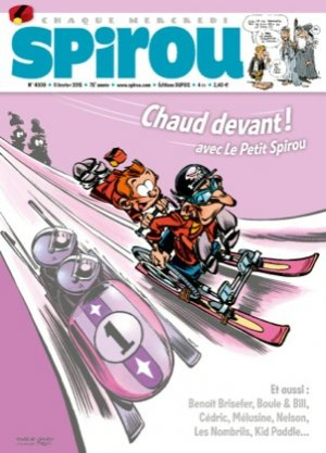 Album Spirou (recueil) # 4009
