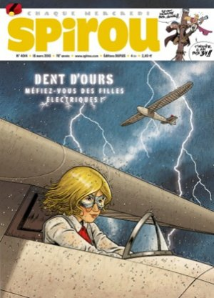 Le journal de Spirou # 4014 Simple