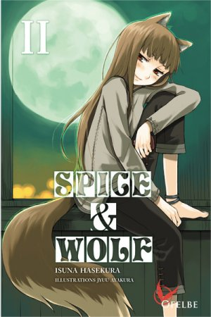 Spice and Wolf T.2