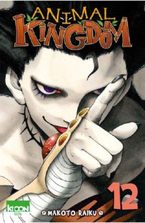 couverture, jaquette Animal Kingdom 12  (Ki-oon)