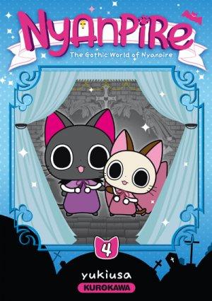 Nyanpire - The gothic world of Nyanpire 4 Manga