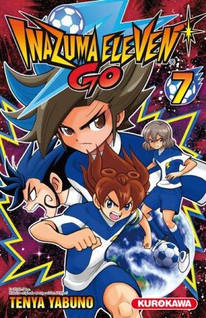 Inazuma Eleven Go 7 Manga