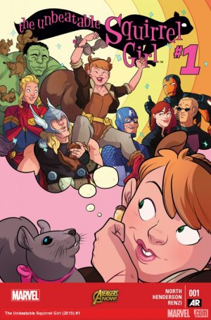 The Unbeatable Squirrel Girl # 1 Issues V1 (2015)