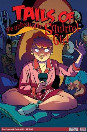 The Unbeatable Squirrel Girl # 5 Issues V1 (2015)