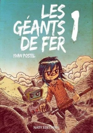 Les Géants de Fer édition Simple