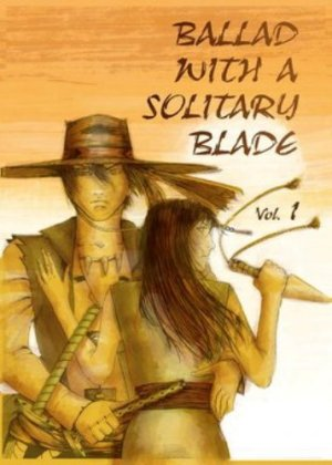 Ballad with a solitary blade édition Simple