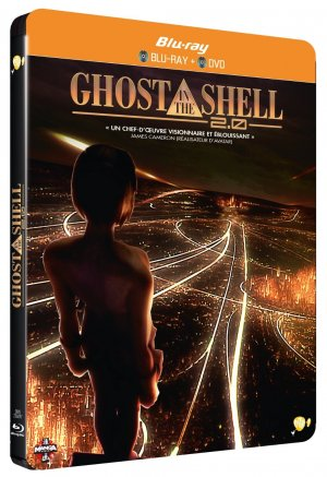 Ghost in The Shell 2.0 édition Combo