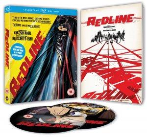 Redline édition Collector
