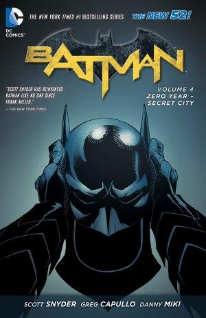 Batman # 4 TPB softcover (souple) - Issues V2 - DC Comics