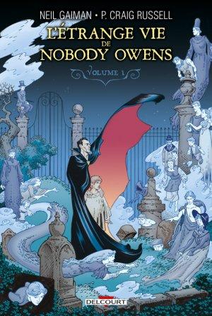 L'Etrange vie de Nobody Owens édition TPB hardcover (cartonnée)
