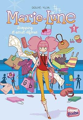 Marie-Lune édition Glénat poche