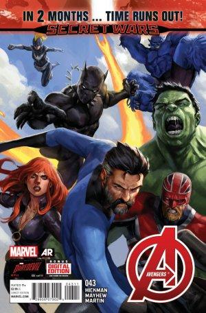 Avengers # 43 Issues V5 (2012 - 2015)