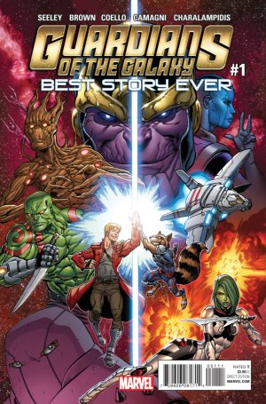 Guardians of the Galaxy - Best story ever édition Issues V1 (2015)